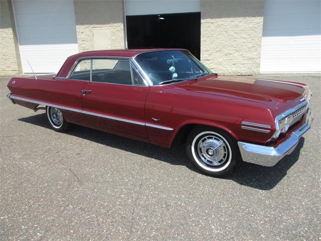 1963 Chevrolet Impala (CC-1224351) for sale in Ham Lake, Minnesota