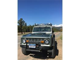 1972 Ford Bronco (CC-1224472) for sale in Boulder, Colorado