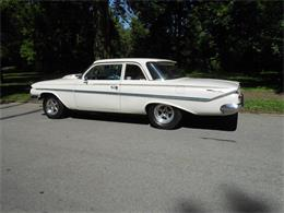 1961 Chevrolet Bel Air (CC-1224684) for sale in CONNELLSVILLE, Pennsylvania