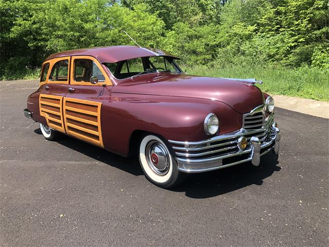 1949 Packard Eight (CC-1224693) for sale in Bedford Hts., Ohio