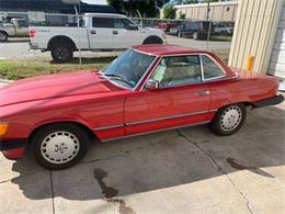 1987 Mercedes-Benz 560SL (CC-1220471) for sale in Holly Hill, Florida