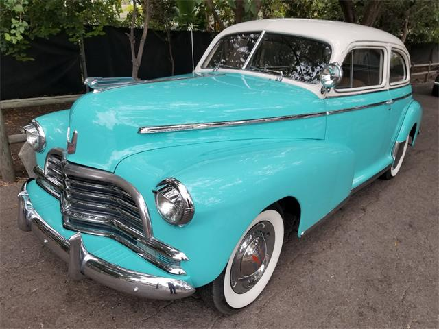 1946 Chevrolet Stylemaster (CC-1224710) for sale in Orange, California