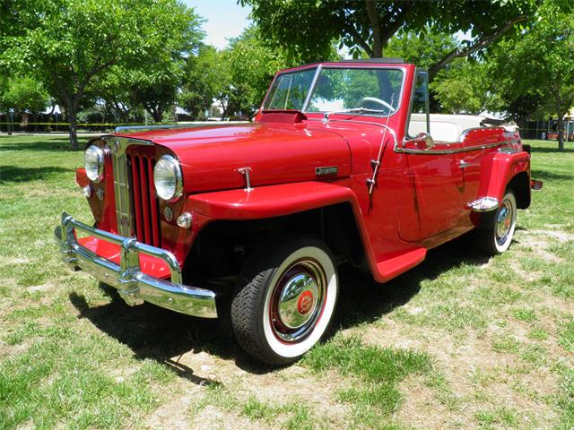 1948 Willys-Overland Jeepster (CC-1224717) for sale in Pleasanton, California