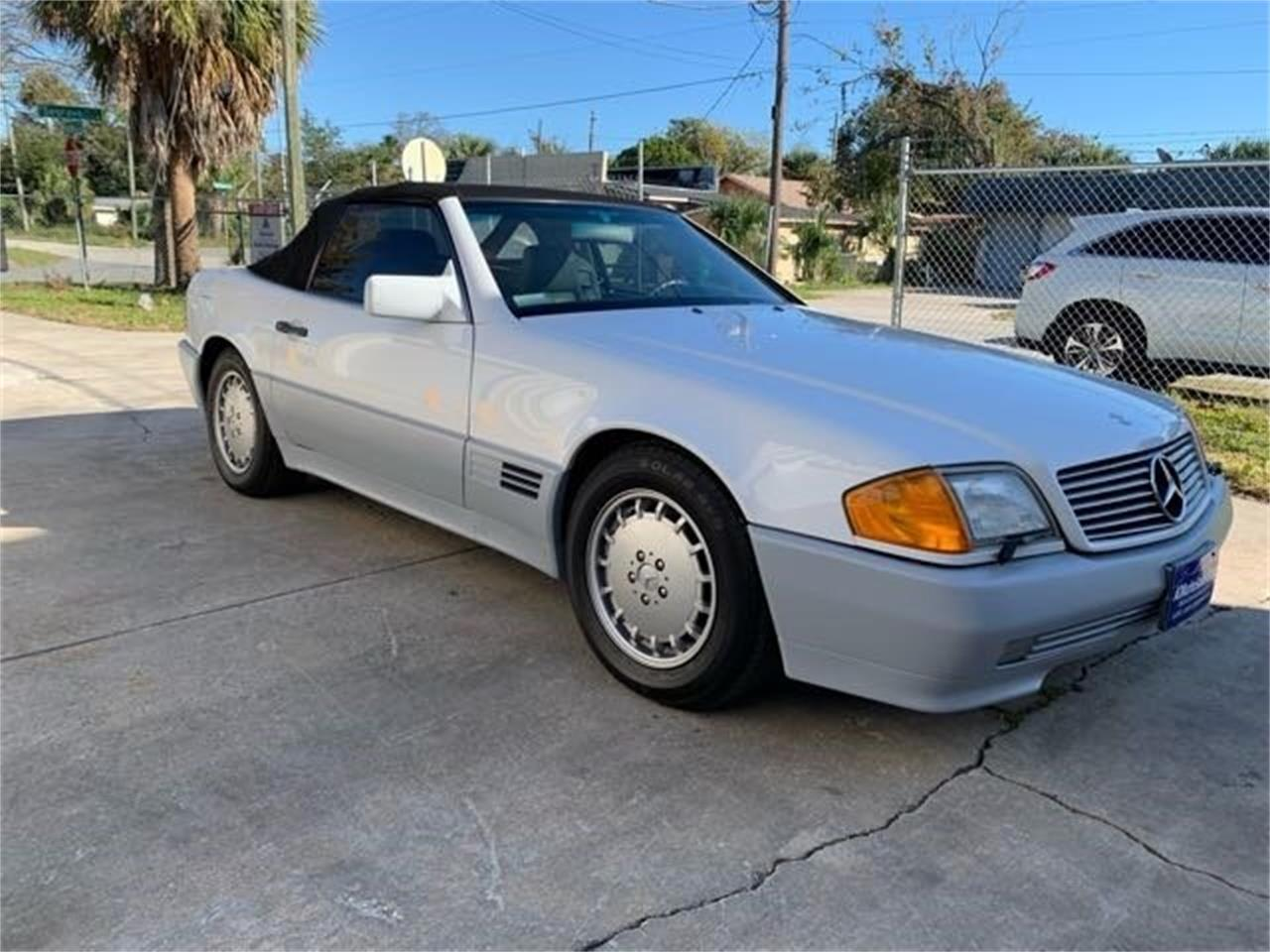 1992 Mercedes-Benz 500SL (CC-1220472) for sale in Holly Hill, Florida