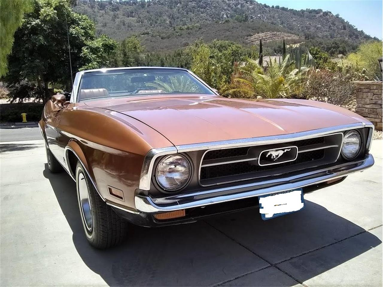 1972 Ford Mustang (CC-1224732) for sale in Spring Valley, California