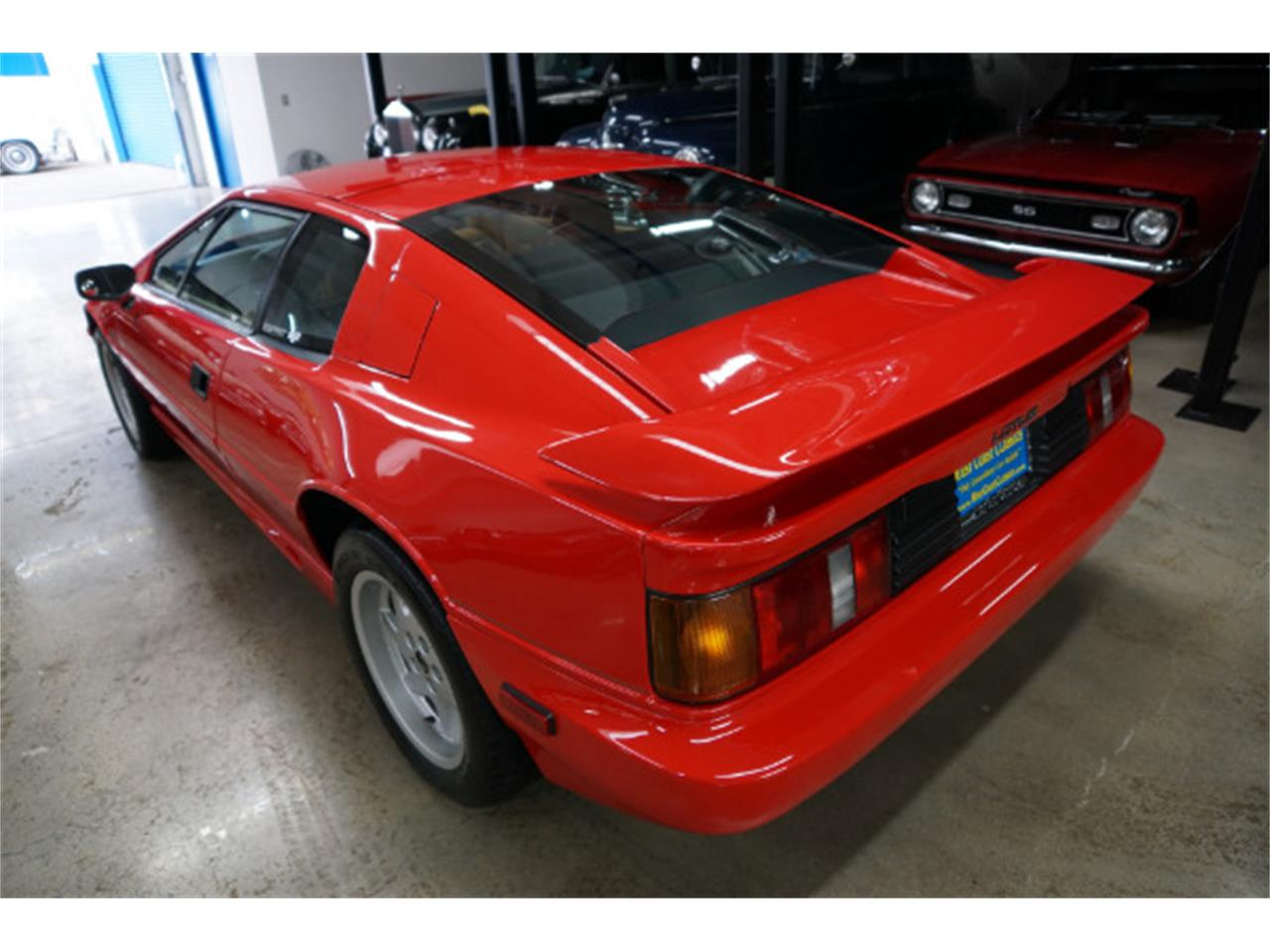 1989 Lotus Esprit (CC-1220474) for sale in Torrance, California