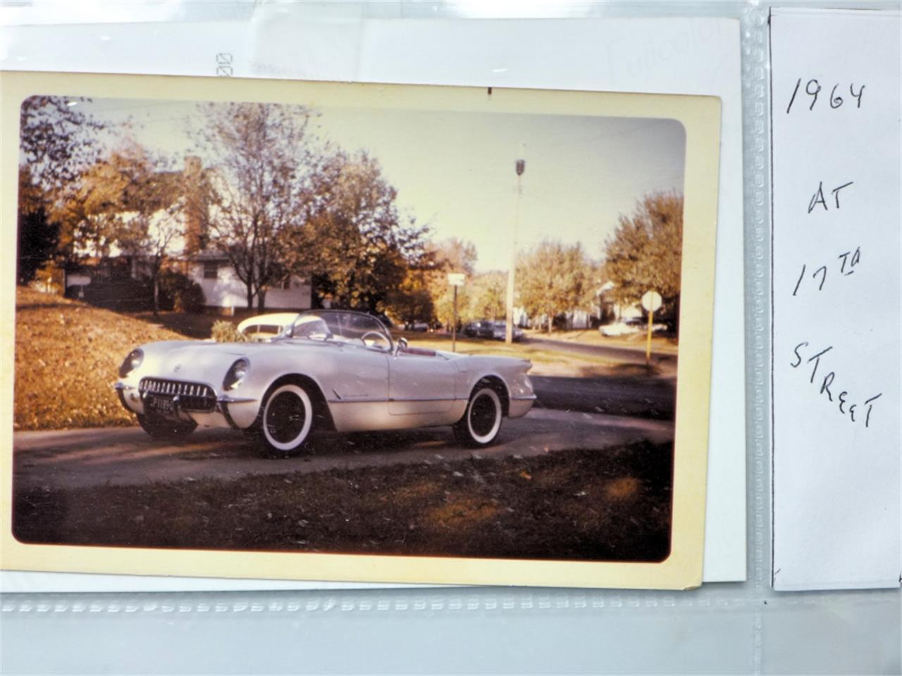 1954 Chevrolet Corvette (CC-1224749) for sale in OLD FORGE, Pennsylvania