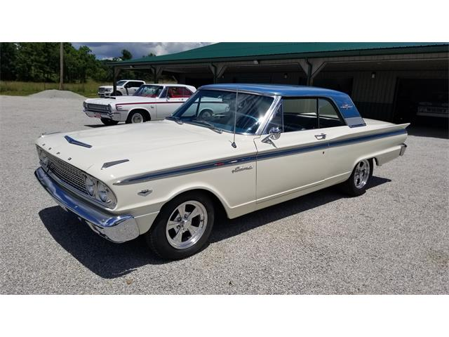 1963 Ford Fairlane 500 (CC-1224750) for sale in Salesville, Ohio