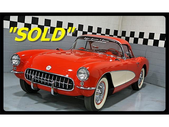 1956 Chevrolet Corvette (CC-1224751) for sale in OLD FORGE, Pennsylvania