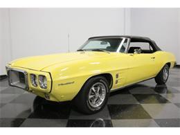 1969 Pontiac Firebird (CC-1224768) for sale in Ft Worth, Texas