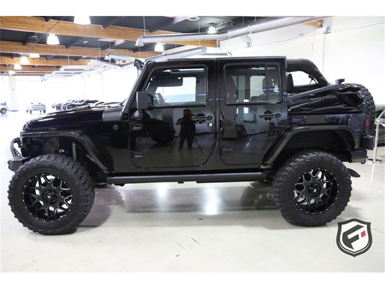 2013 Jeep Wrangler (CC-1224875) for sale in Chatsworth, California