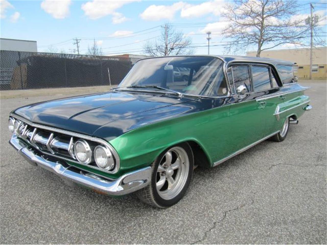 1960 Chevrolet Impala (CC-1225003) for sale in Cadillac, Michigan