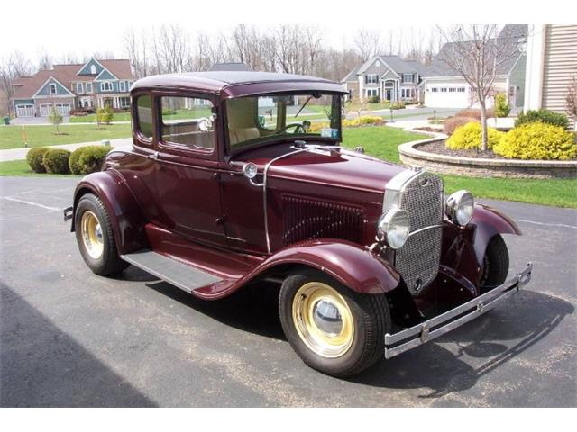 1931 Ford Coupe (CC-1225029) for sale in Cadillac, Michigan