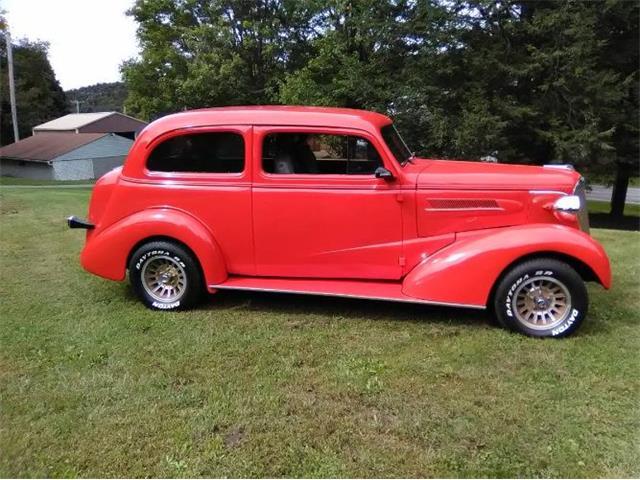 1937 Chevrolet Sedan (CC-1225032) for sale in Cadillac, Michigan