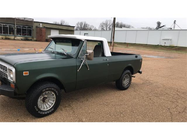 1980 International Scout (CC-1225075) for sale in Batesville, Mississippi
