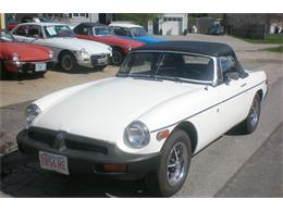 1978 MG MGB (CC-1225091) for sale in Rye, New Hampshire