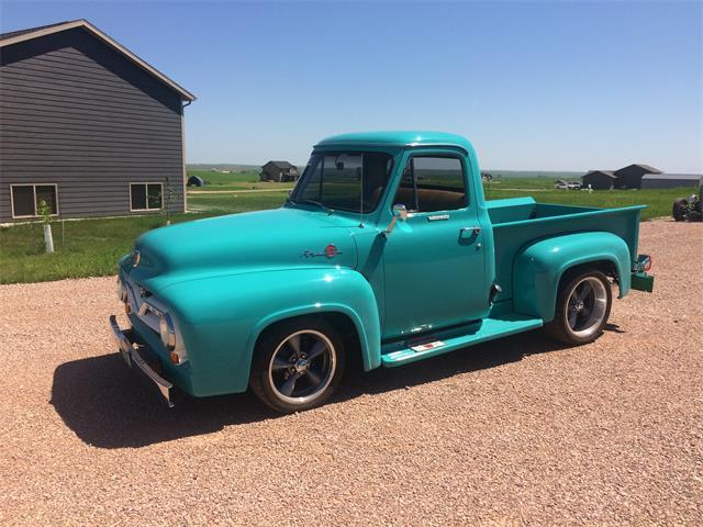 1955 Ford F100 (CC-1225151) for sale in Box Elder, South Dakota