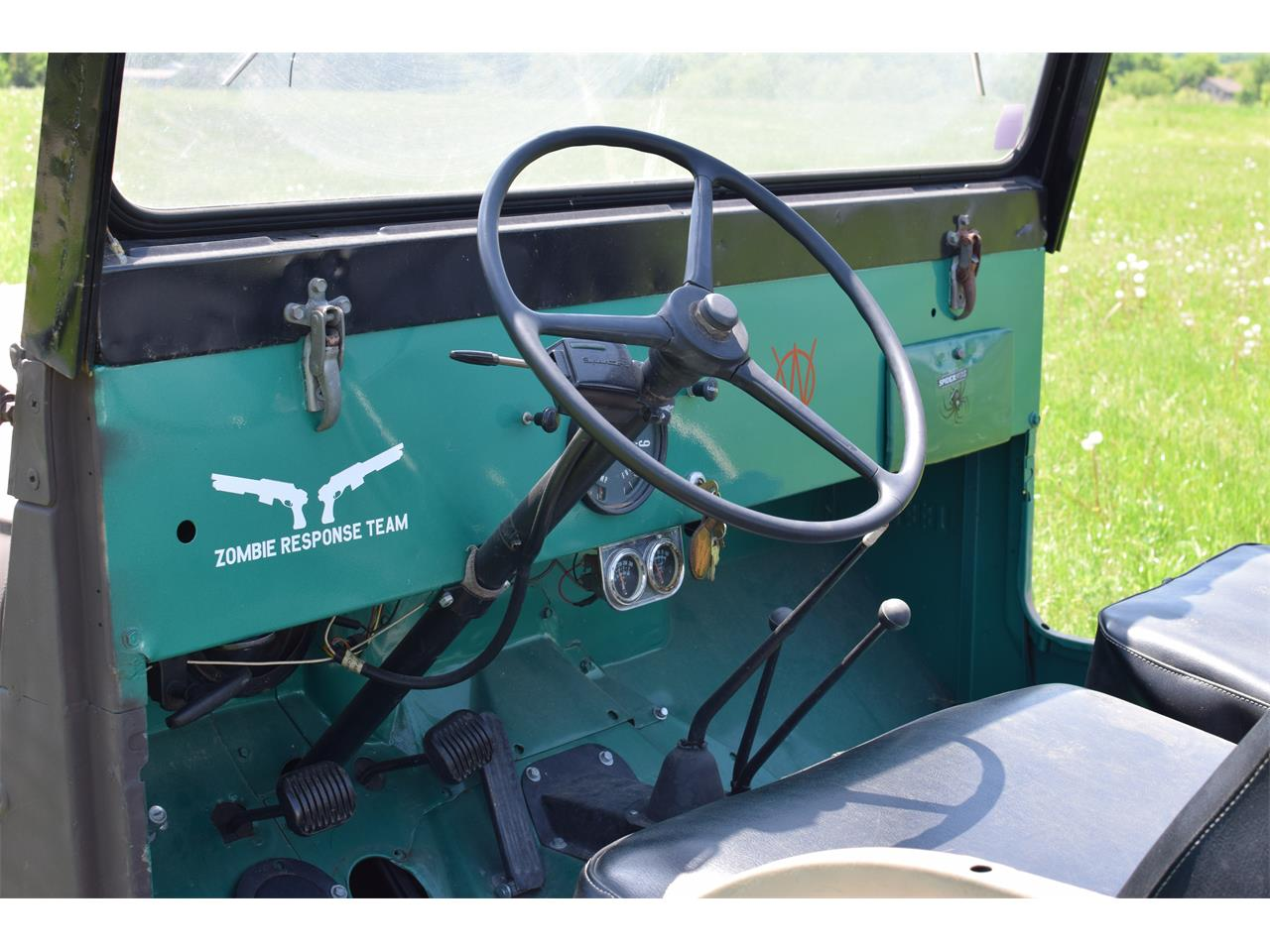 1962 Willys Jeep (CC-1225166) for sale in Watertown , Minnesota