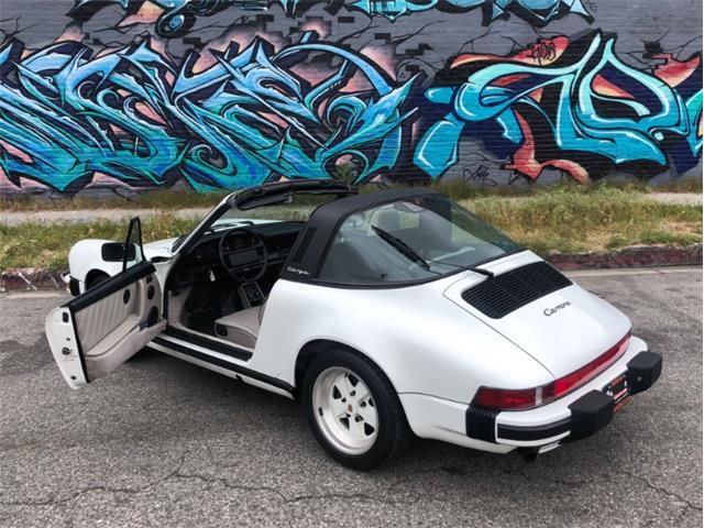 1989 Porsche 911 (CC-1220052) for sale in Los Angeles, California