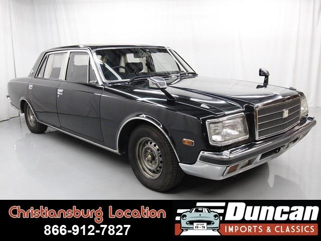 1990 Toyota Century (CC-1225241) for sale in Christiansburg, Virginia