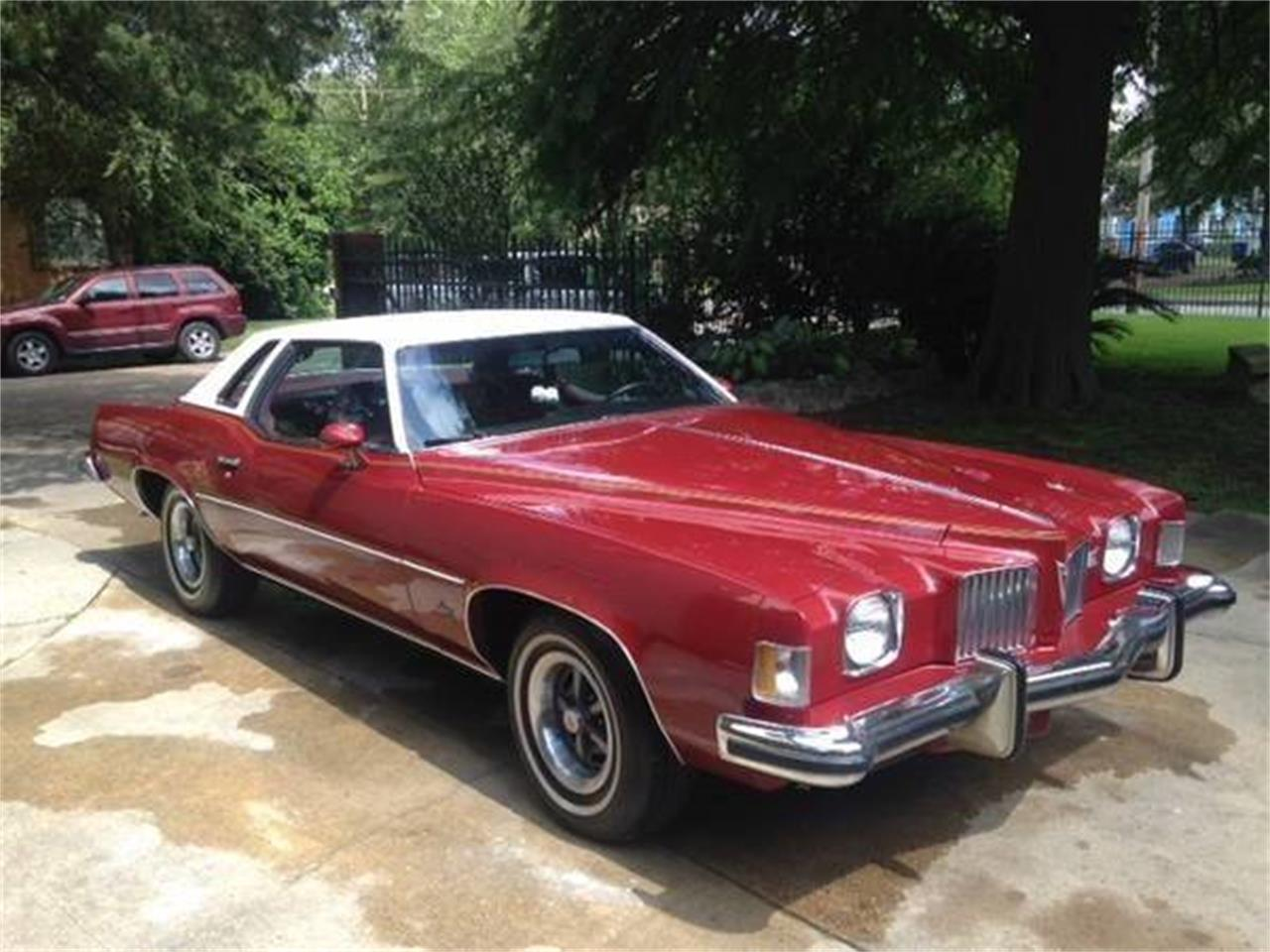 1973 Pontiac Grand Prix (CC-1225255) for sale in Long Island, New York
