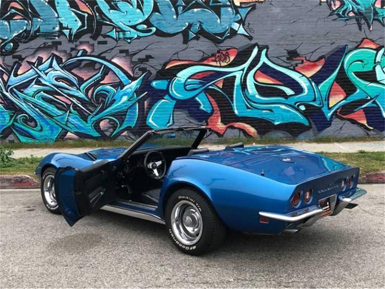 1969 Chevrolet Corvette Stingray (CC-1220053) for sale in Los Angeles, California