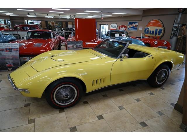 1968 Chevrolet Corvette (CC-1225345) for sale in Venice, Florida