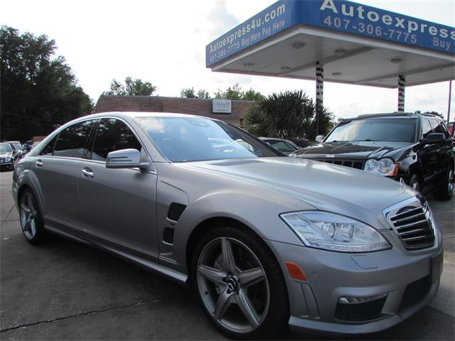 2010 Mercedes-Benz S-Class (CC-1225359) for sale in Orlando, Florida