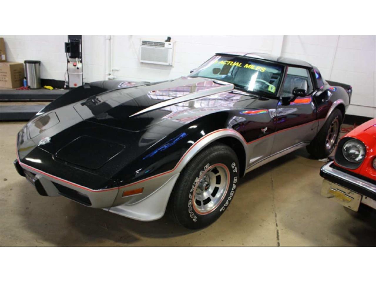 1978 Chevrolet Corvette (CC-1225369) for sale in Harvey, Louisiana