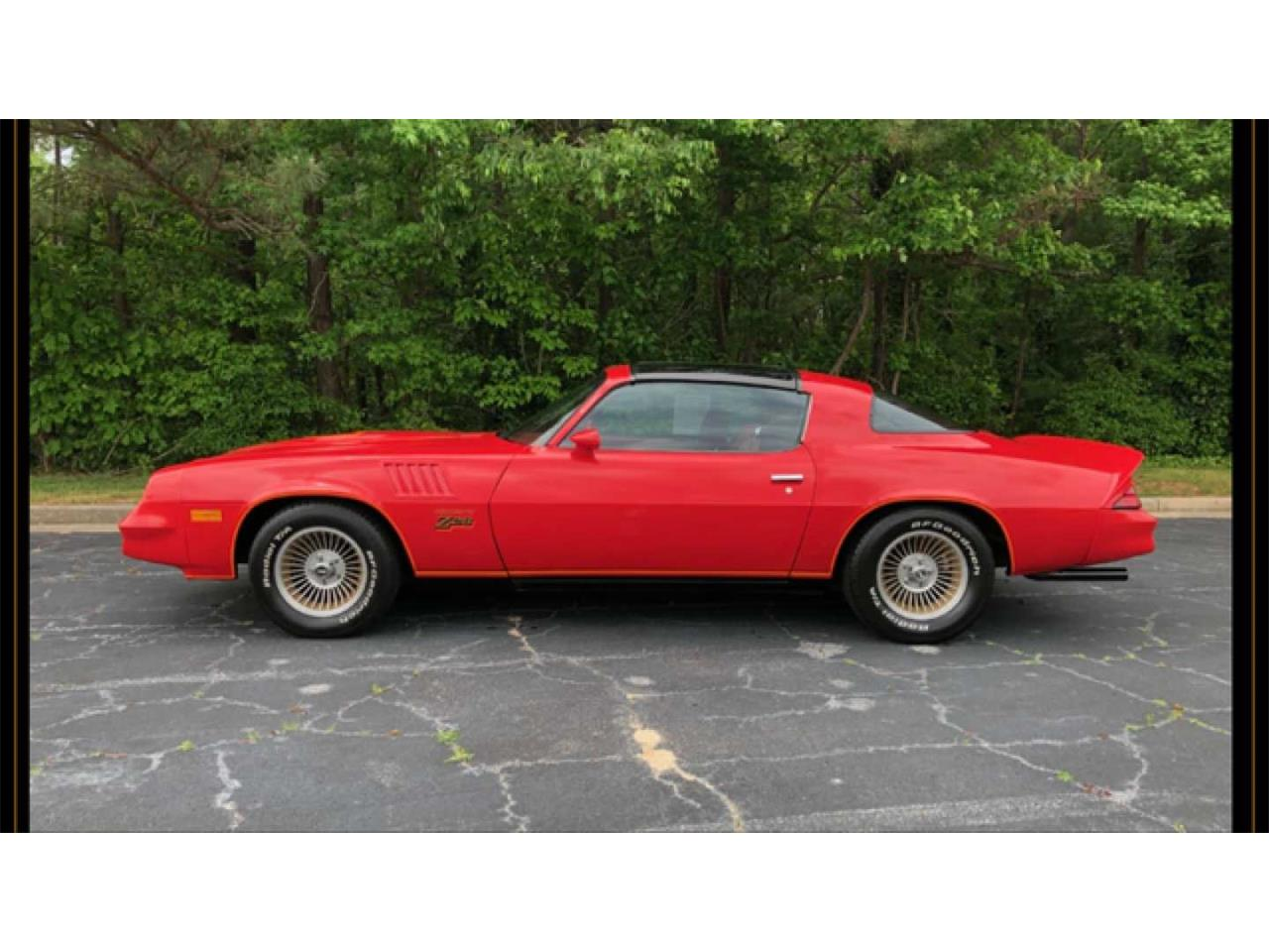 1978 Chevrolet Camaro (CC-1225379) for sale in Harvey, Louisiana
