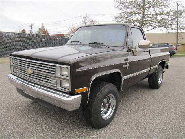 1984 Chevrolet K-10 (CC-1225396) for sale in Cadillac, Michigan