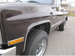 1984 Chevrolet K-10 (CC-1225396) for sale in Cadillac, Michigan