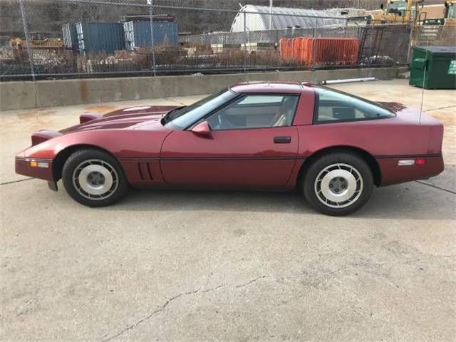 1987 Chevrolet Corvette (CC-1225398) for sale in Cadillac, Michigan