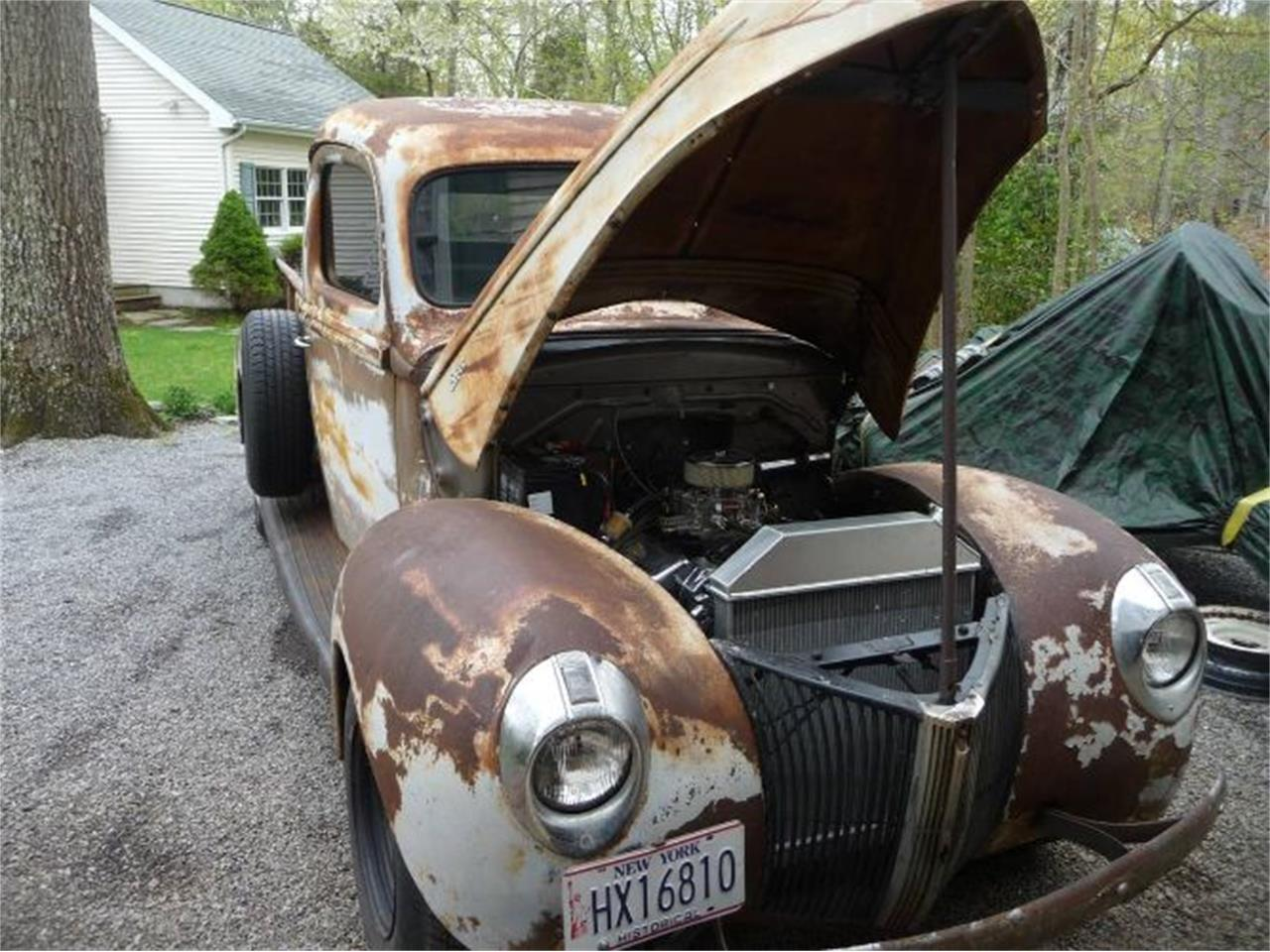 1940 Ford Pickup (CC-1225403) for sale in Cadillac, Michigan