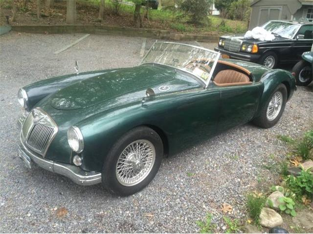 1957 MG MGA (CC-1225407) for sale in Cadillac, Michigan