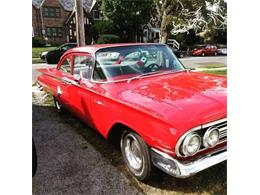 1960 Chevrolet Bel Air (CC-1225408) for sale in Cadillac, Michigan