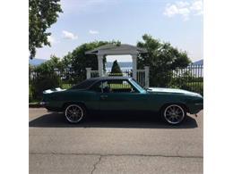 1969 Chevrolet Camaro (CC-1225409) for sale in Cadillac, Michigan