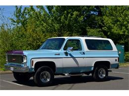 1976 GMC Jimmy (CC-1225429) for sale in Cadillac, Michigan