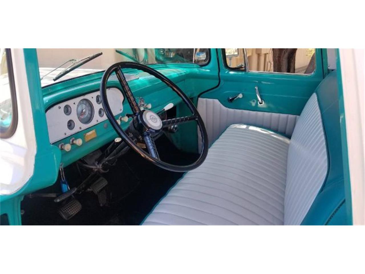 1960 Ford F100 (CC-1225434) for sale in Cadillac, Michigan