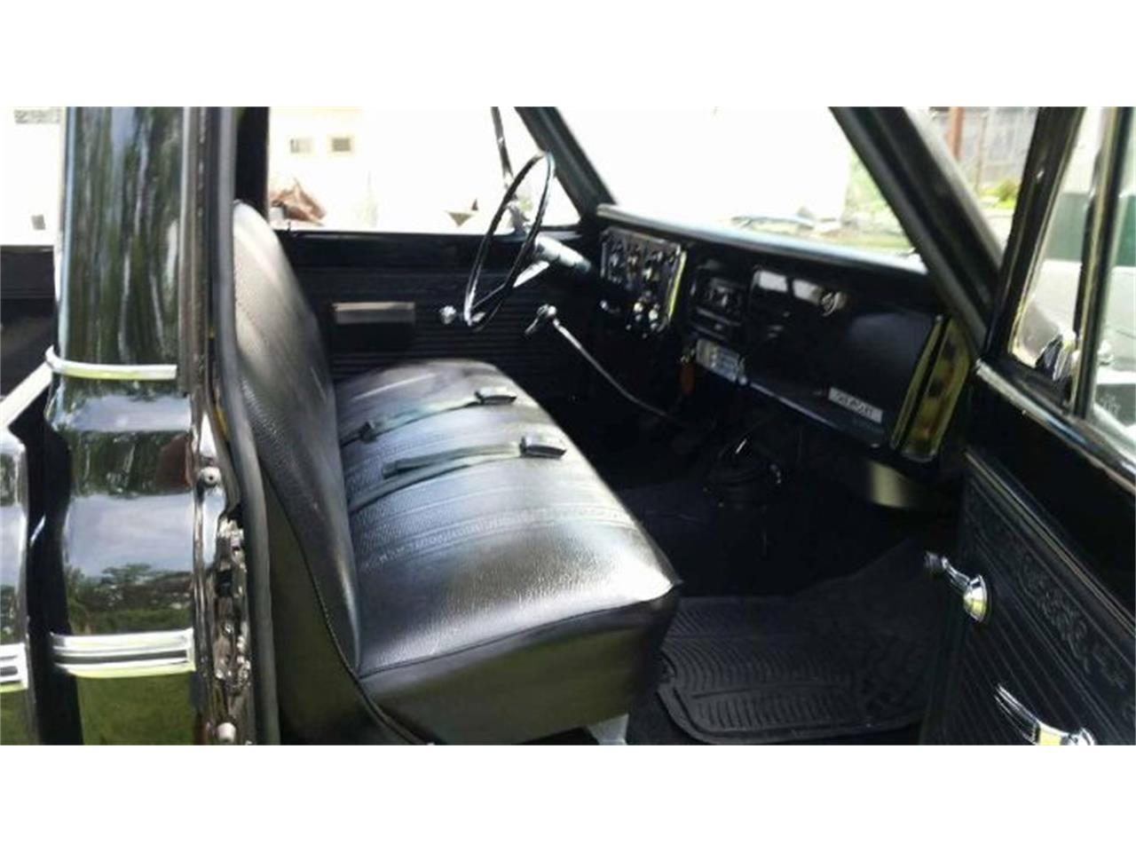 1969 Chevrolet C10 (CC-1225442) for sale in Cadillac, Michigan