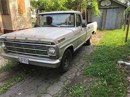 1969 Ford F100 (CC-1225443) for sale in Cadillac, Michigan