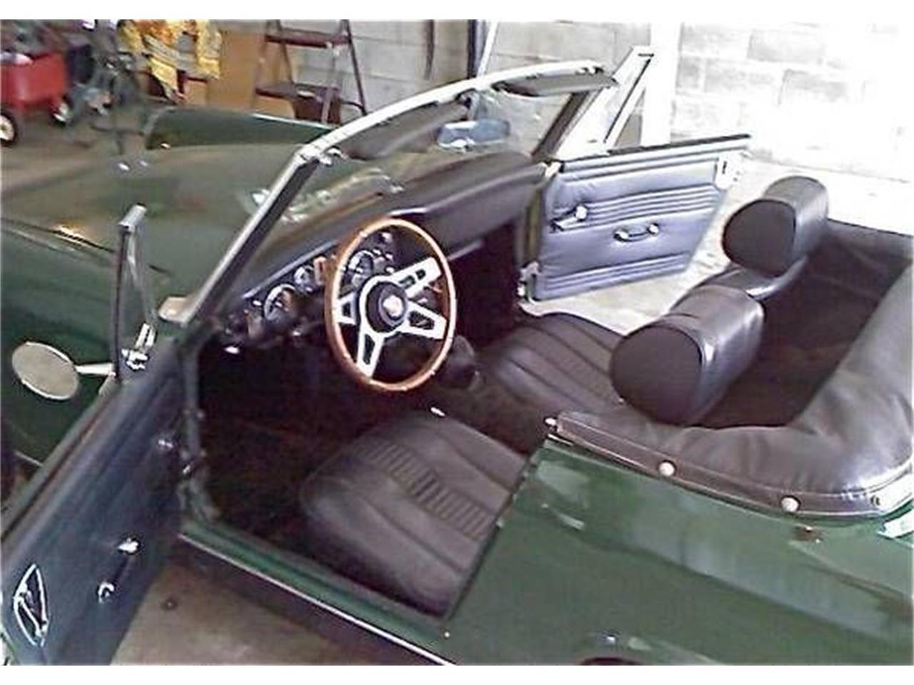 1970 MG Midget (CC-1225449) for sale in Cadillac, Michigan