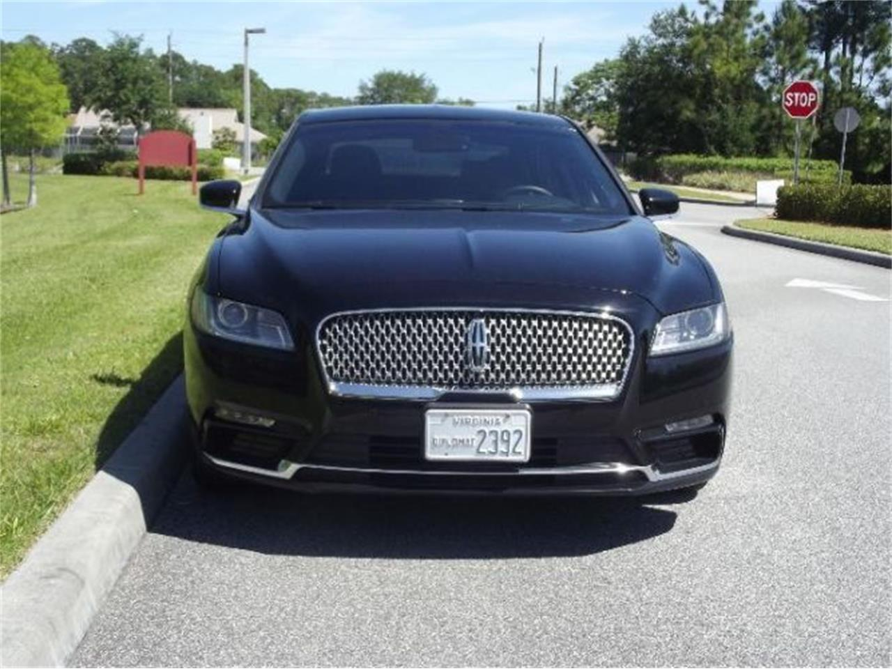 2017 Lincoln Continental (CC-1225458) for sale in Cadillac, Michigan