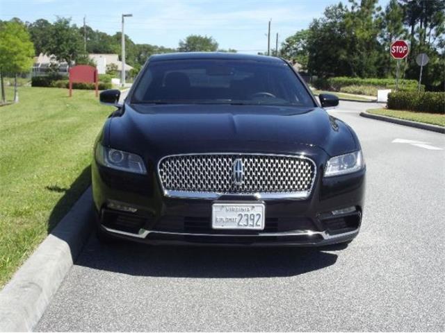 2017 Lincoln Continental (CC-1225458) for sale in Cadillac, Michigan