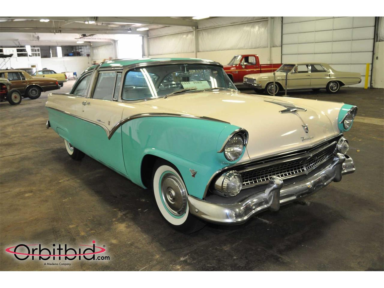 1955 Ford Crown Victoria (CC-1220546) for sale in Wayland, Michigan