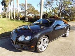 2012 Bentley Continental (CC-1225479) for sale in Cadillac, Michigan