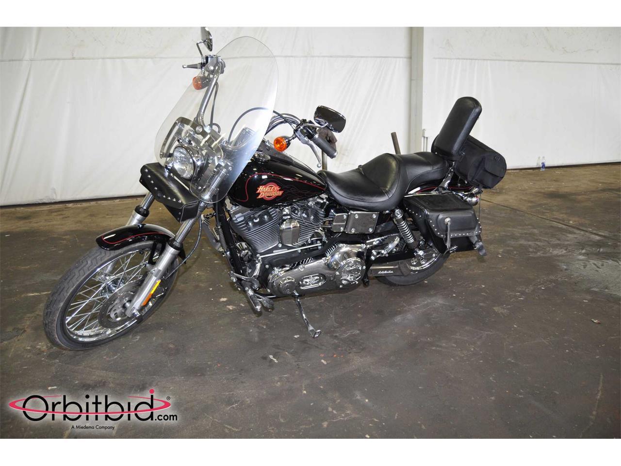 2001 Harley-Davidson Wide Glide (CC-1220548) for sale in Wayland, Michigan