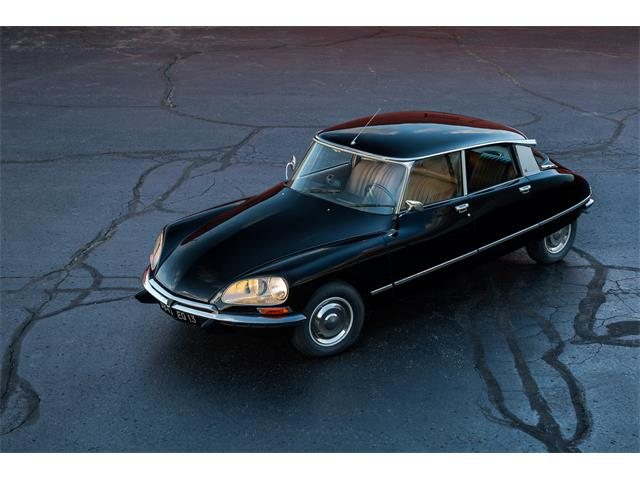 1972 Citroen DS21 Pallas (CC-1220551) for sale in Pontiac, Michigan