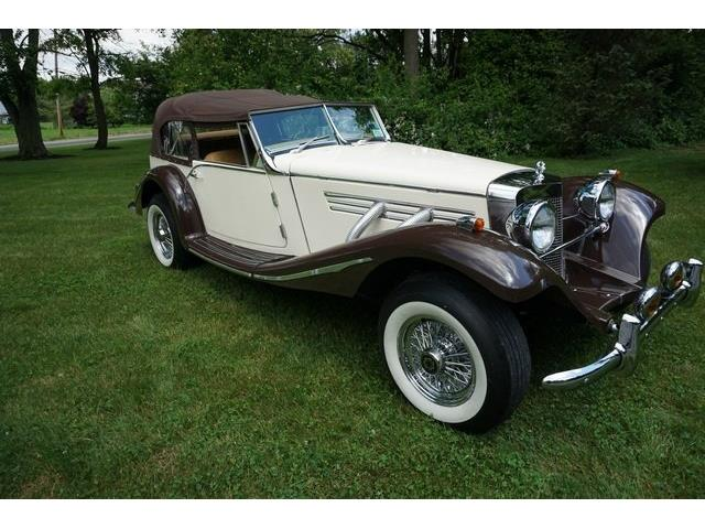 1935 Mercedes-Benz Replica (CC-1225528) for sale in Monroe, New Jersey