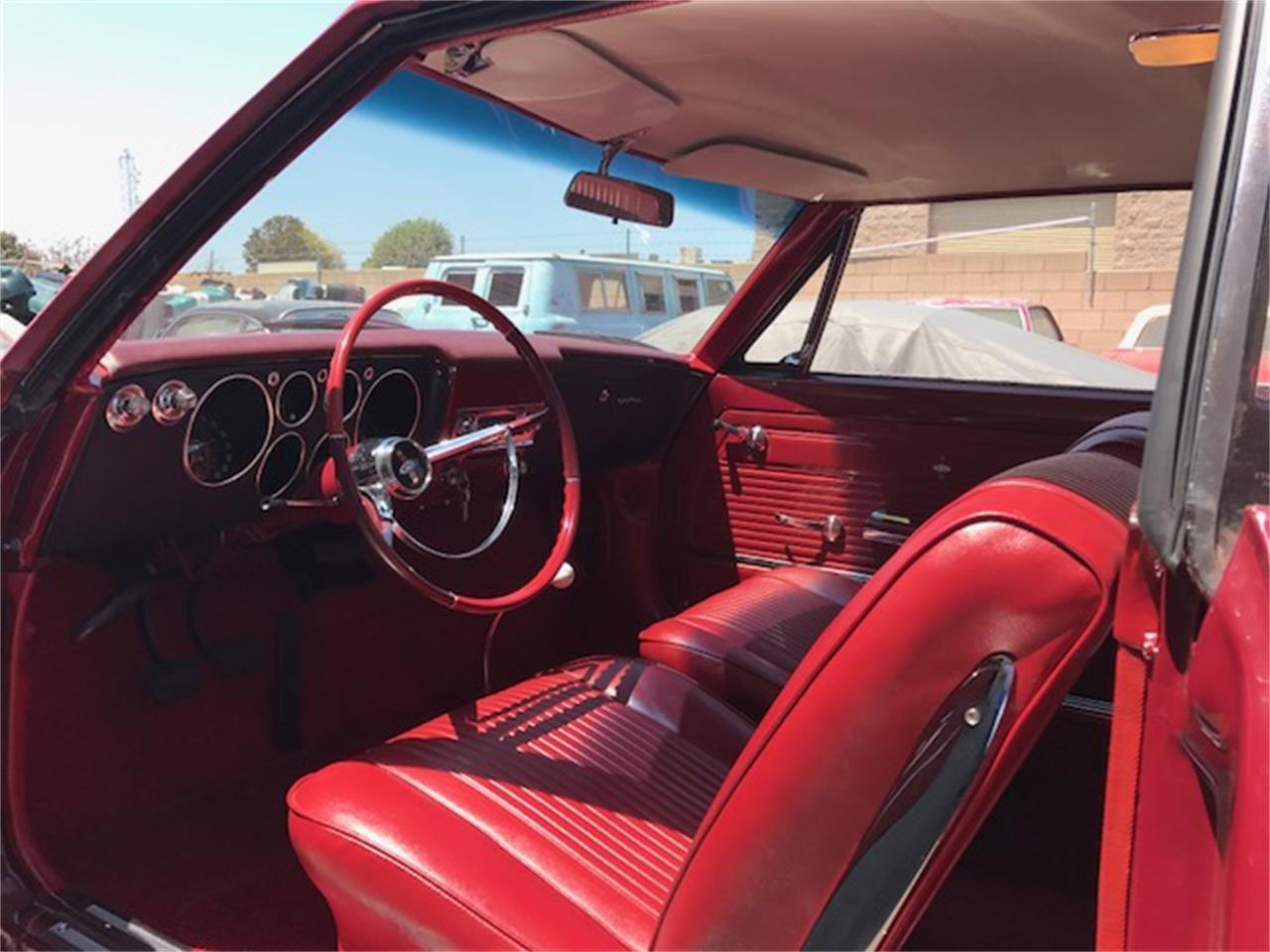 1965 Chevrolet Corvair (CC-1225553) for sale in Springville, California